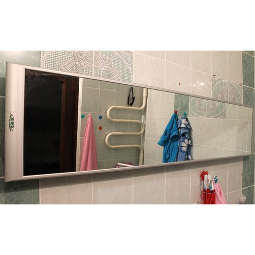 Инфракрасный обогреватель <0,6 кВт ПИОН Thermo Glass Зеркало ПС-06 - фото 3