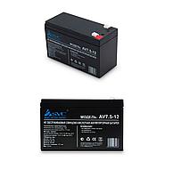 Аккумуляторная батарея SVC 12В 7.5 Ач, фото 1