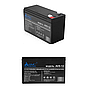 Аккумуляторная батарея SVC 12В 9 Ач