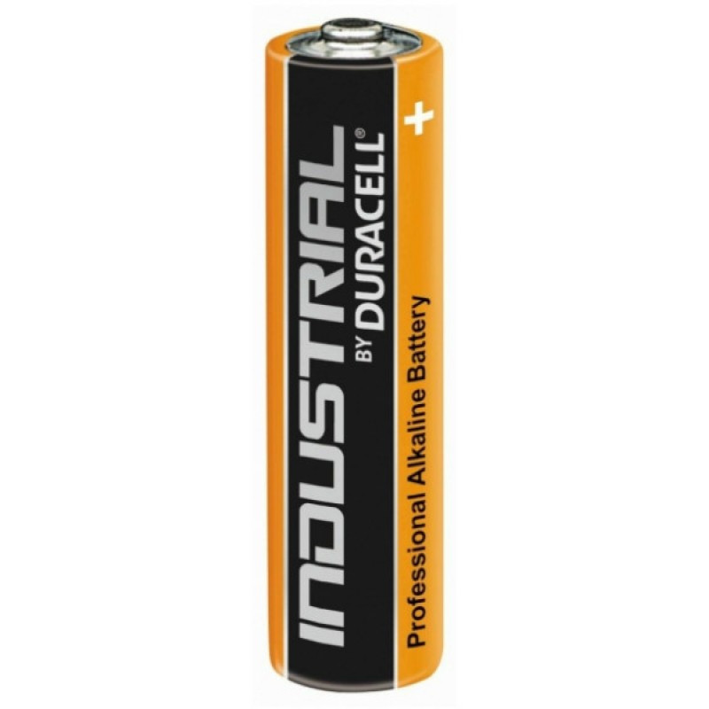 Мизинчиковые батарейки ААА DURACELL Industrial | Alkaline LR03/2400