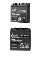 Аккумуляторная батарея SVC 12В 17 Ач, фото 1