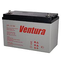Аккумуляторная батарея VENTURA GPL 12-100 (12V 100Ah) Купить в Алматы
