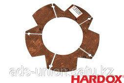 Сегменты из HARDOX (изготовление)