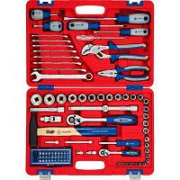 МАСТАК Набор инструментов универсальный, 88 предметов