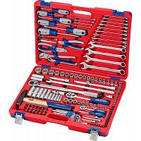 МАСТАК Набор инструментов универсальный, 146 предметов