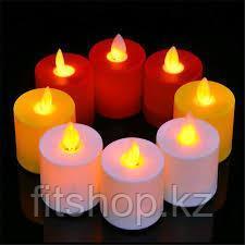 Светодиодные свечи 12 штук