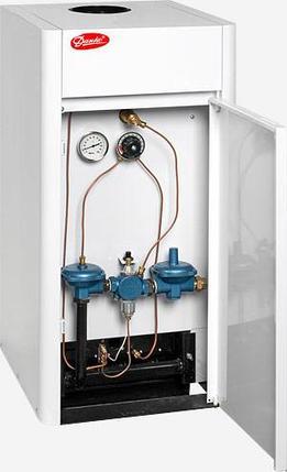 Напольный газовый котел Данко-8р (автоматика каре, Польша), 8 кВт до 70 м², фото 2