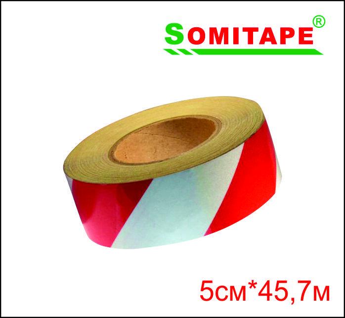 Светоотражающая клеевая лента SH-502 (5см х 45,7м)