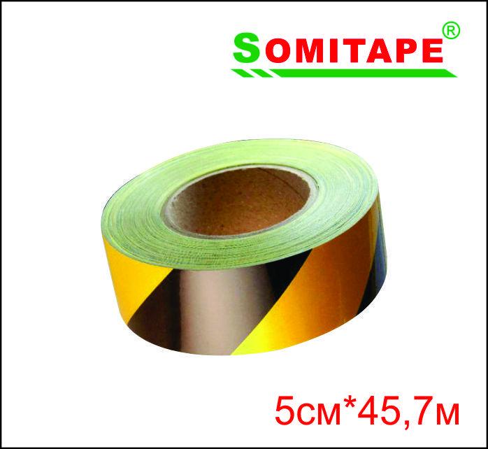 Светоотражающая клеевая лента SH-501 (5см х 45,7м)