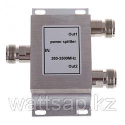 Делитель, разветвитель мощности 380-2500 мГц