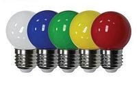 Цветные лампочки накаливания