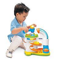 Развивающая игрушка музыкальный Weina Электронный молоток 2008, фото 1