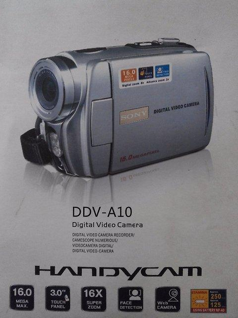 Цифровая Видеокамера Sony DDV-A10 в Астане