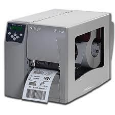 Принтер этикеток Zebra S4M (термотрансферный)