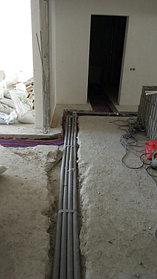 Монтаж отопления в квартире 7
