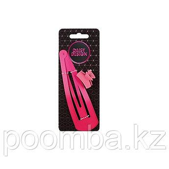 """Набор аксессуаров для волос Neon """"1+1"""", розовый"""