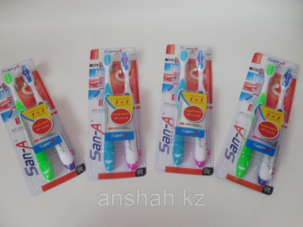 Зубные щетки SaN-A 1+1