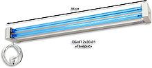 """Облучатель бактерицидный настенно-потолочный ОБНП 2х30-01 """"Генерис"""""""