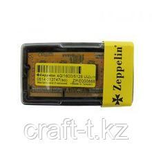 ОЗУ для ноутбука 4 Gb  DDR3 шина PC 1600 Zeppelin