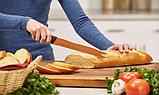 3 ножа с антиналипающим покрытием copper chef, фото 3