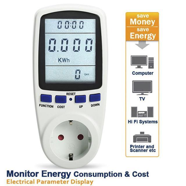 измеритель мощности потребления электроприборами
