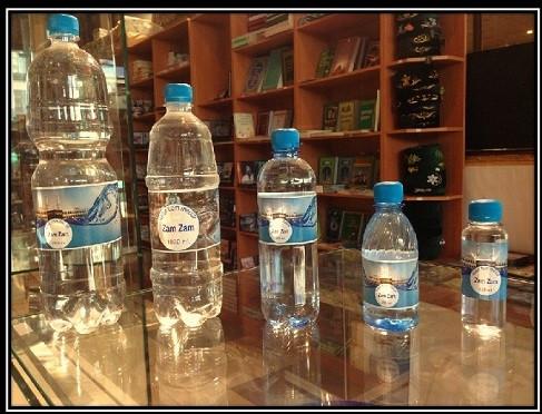 Вода Зам-зам - фото 1