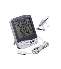 Термометр,гигрометр KTJ-TA-218A - фото 3