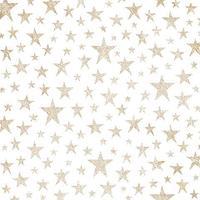 Веллум с фольгированием - Sweet Freedom, звёздочки