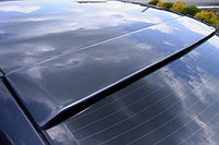 Козырек на заднее стекло(продолжение крыши) на Mercedes W124, фото 1