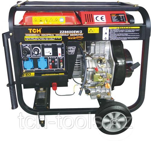 Дизельный генератор + САГ , фото 2