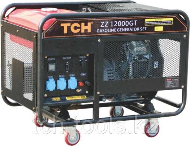 Бензиновый генератор 10 кВт, фото 2