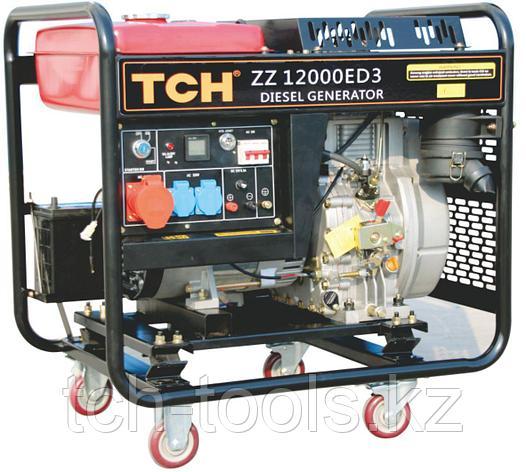 Дизельный генератор 10 кВт + АВР, фото 2