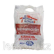 Амфиболит Камень колотый, мешок 10 кг