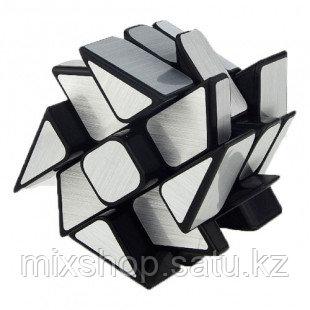 3x3 WindMirror Silver | Мельница зеркальный кубик