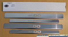 Молдинги, накладки Datsun on-DO 2014-