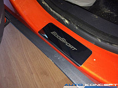 Молдинги, накладки Ford Ecosport 2014-