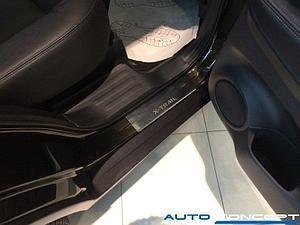 Накладки на пороги нерж.сталь  Nissan X-Trail T32 2015- (комплект 4шт.)
