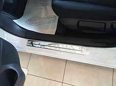 Молдинги, накладки Nissan Sentra 2014-