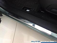 Молдинги, накладки Subaru Forester 2013-