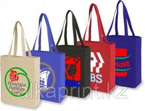 Печать на ткани, сумках, зонтах, и других поверхностях. - фото 1
