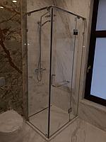 Угловая душ кабина