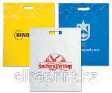 ПАКЕТЫ рекламные полиэтиленовые с логотипом