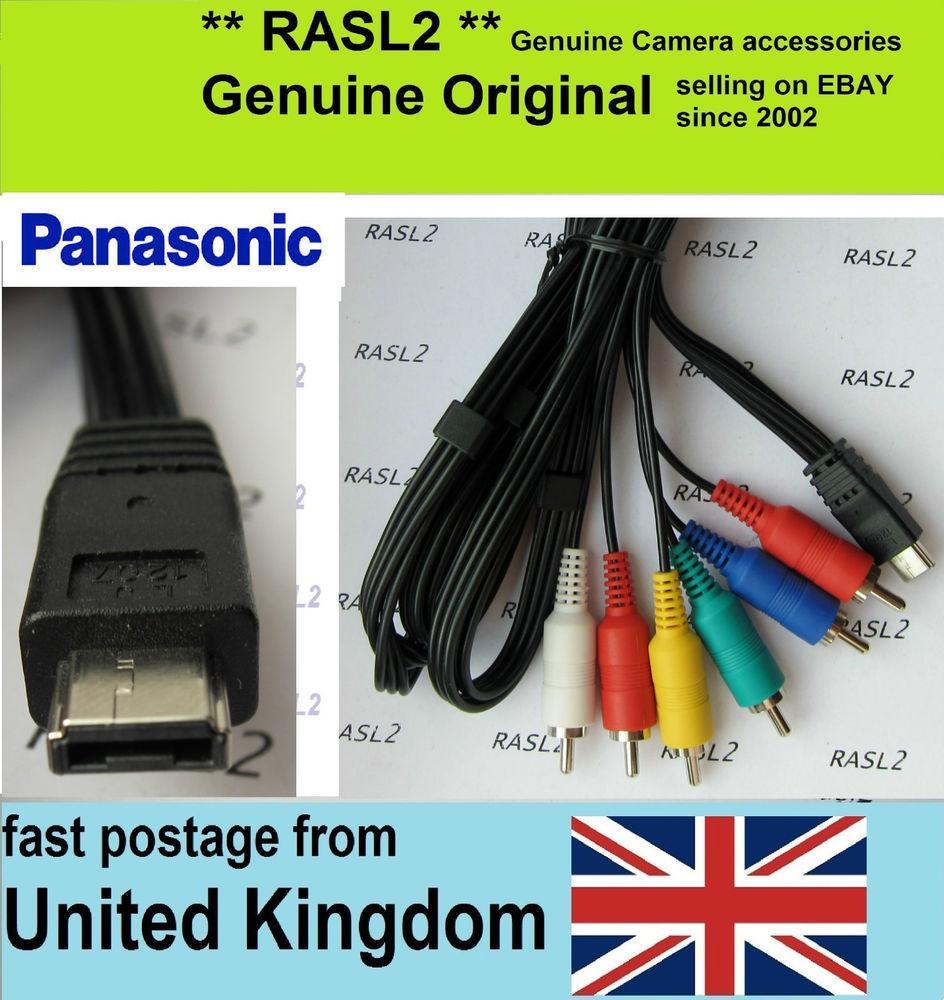 K1HY12YY0012 кабель av multi для Panasonic HC-X800 HC-X900 HC-X909 HDC-HS60 HS80 SD800 SD900 HDC-TM90 HDC-TM90