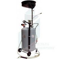 Установка для сбора масла пневматическая APAC 1832.80 на 80 л