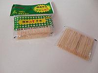 Зубочистки (120шт) в пакете ТА-61    (Запаска)