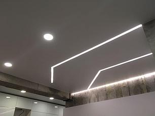 Светодиодная сверхяркая лента SMD3014 LUX - 240D/m -12В  - цвет: белый