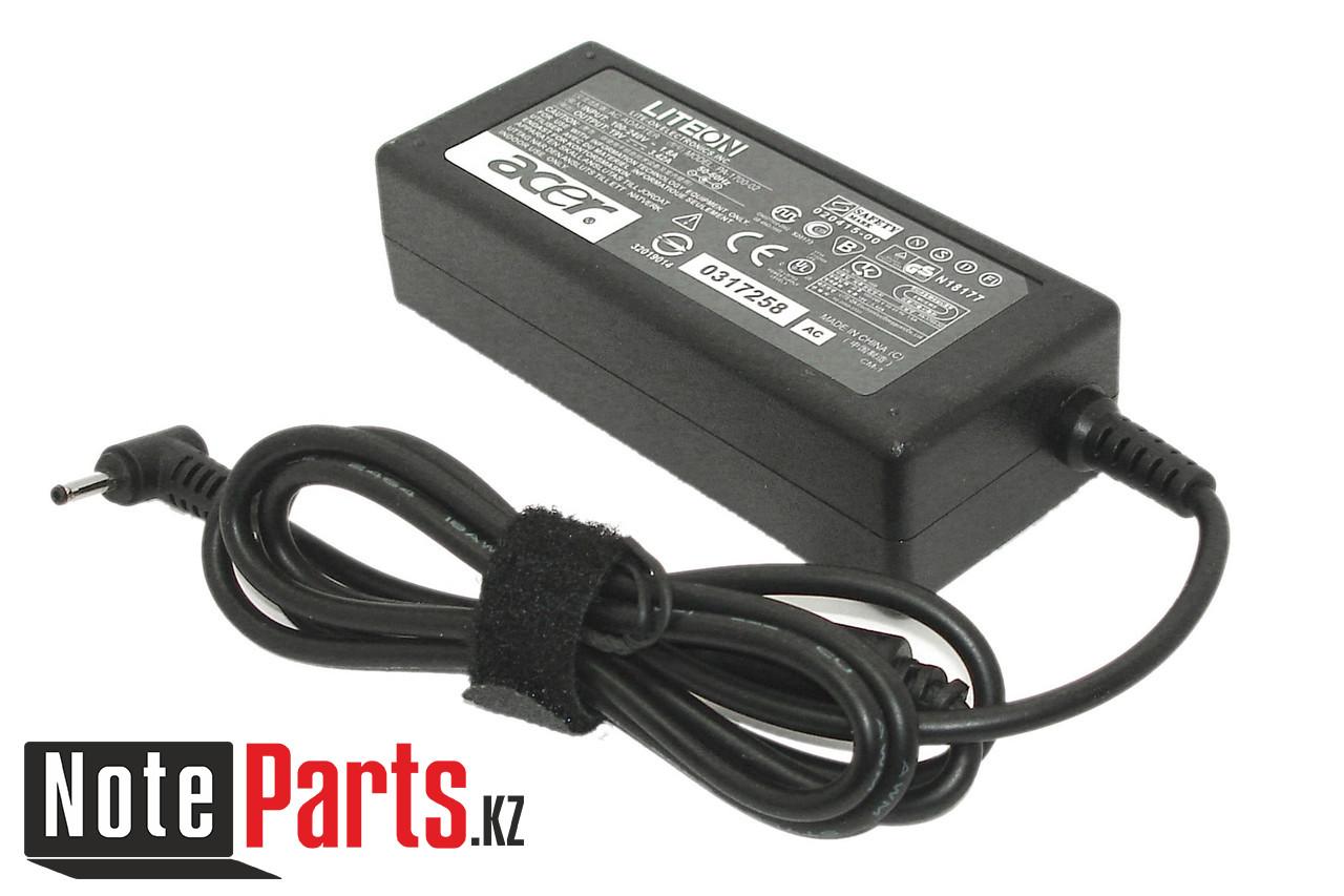 Зарядное устройство для ноутбка ACER 19В / 3,42A / 65Ват / разъём круглый 3.0* 1.1мм
