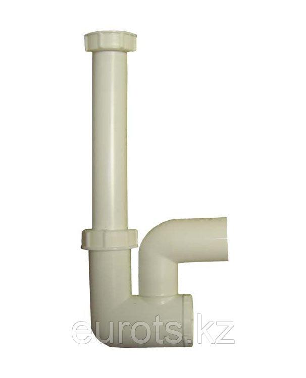 Сифон для кондиционеров с гидрозатвором и запахозапирающим устройством