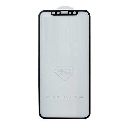 Защитное стекло 3D Apple iPhone X, iPhone 10, фото 2