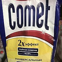 Comet 350 гр чистящий порошок в мягкой упаковке